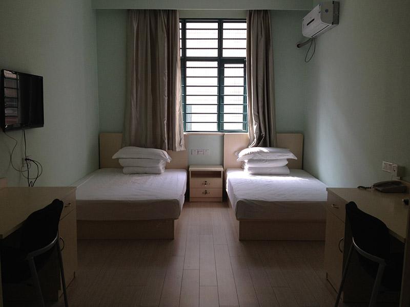 留学生公寓1号楼(中北校园地图31号) 宿舍 华东师范大学留学生办公室