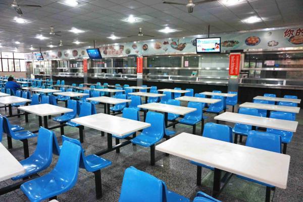 校园食堂 - 校园生活 - 华东师范大学留学生办公室